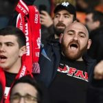Suporterii Armeniei, fără mască la meci! Să facă Arafat contestație la UEFA, poate câștigăm cu 3-0!