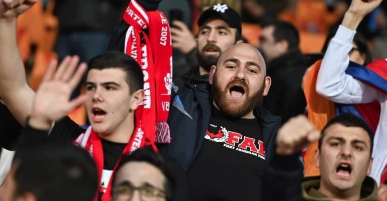 suporteri armenia