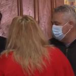 Ușa trântită de Șoșoacă la Parlament a fost internată la ortopedie!
