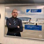 Puțină prostie crasă de la USR: noul șef USR-ist de la Compania Națională Aeroporturi și-a făcut afiș cu el însuși