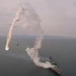 O rachetă de croazieră rusească a căzut lângă distrugătorul care a lansat-o după pe echipajul i-a băut tot gazul!