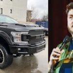 Micutzu și-a luat camionetâ Ford F-150 de 100.000 de euro fiindcă nu mai avea cu ce să care banii făcuți din podcast
