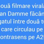 Asta va fi următoarea știre cu Van Damme