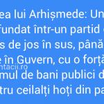 Legea lui Arhișmede