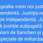 Uitați de justiție