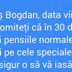 O idee bună pentru Rareș Bogdan
