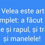 Velea the best