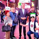 Iohannis nu a fost degeaba la New York: s-a întâlnit cu Sorinel Puștiul